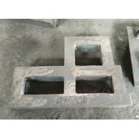 Buy Custom Manganese Steel Crusher Wear Parts for Crusher , High Mn Steel at wholesale prices