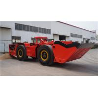 Buy 4cbm diesel LHD loader of underground mining equipment equipped with deutz engine for sale at wholesale prices