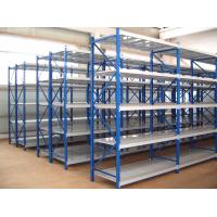 Quality High Capacity Medium Duty Racking System , Selective Warehouse Storage Racking For Flagstaff Storage for sale