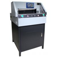Buy cheap E460R Paper guilotine,paper guillotine cutter,paper cutting machine with New from wholesalers