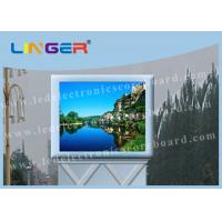 Quality Large Building Outdoor Led Screen , Outdoor Led Display Screen Weather Resistance for sale