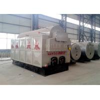 Quality Food Industrial Biomass Boiler Water Tube Wood Burning Electricity Generator for sale