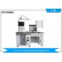 Quality Luxury ENT Treatment Unit Tempered With Endoscope Camera Plexiglass Desk Top for sale