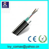 China GYTC8S 8 figure self supporting fiber optic cable on sale