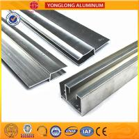 Quality Customized Length Anodized Aluminum Profiles For Windows And Doors for sale