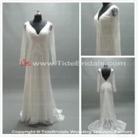 Quality white/Ivory Lace wedding dress bridal gown #AS7112 for sale
