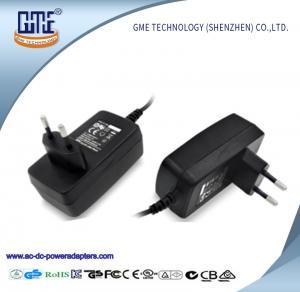 Quality 5V 2.4A / 9V 2A / 12V 1.5A Switching Universal AC DC Adapters With Eu Plug for sale