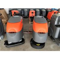 China Metal Handle Marble Floor Scrubber Dryer Machine Semi - Automatic on sale