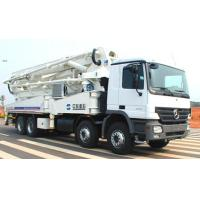 Quality BENZ-ZOOMLION Used Concrete Mixer , Used Pump Truck 8×4 Drive Mode for sale