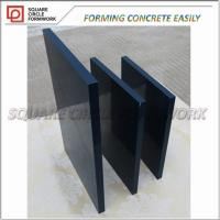 Quality Reusable 100  times premium concrete forming PP plastic coated plywood for formwork concrete for sale