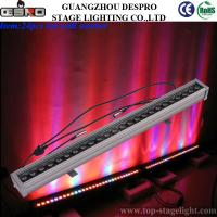 Quality 24pcs*3W IP65 RGB High Power LED wall washer light for sale