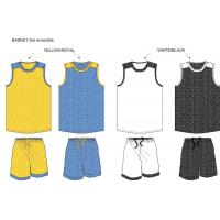 TR 2016 reversible basketball uniform collection for sale