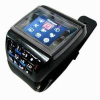 Quality ET-2 Dual Sim Standby Wrist Watch Cell Phone With Keypad Camera for sale