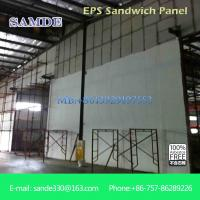 Quality Fire rating of 4 hours wall covering floors for exterior walls with sandwich wall panel for sale