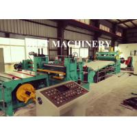Buy Heavy Duty Cutting to Length Custom Roll Forming Machine PLC Control System at wholesale prices