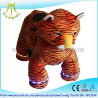 Quality Hansel stuffed animals / ride on animal toy electrical ride-on toy for sale