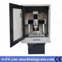Quality cnc router cutting thin metal ZK-4040(400*400*300mm) for sale
