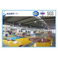 Quality Corrugated Parent Roll Automatic Handling Systems And Board Handling Line High Efficiency for sale