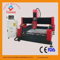 Quality DSP controlled Glass Relief CNC Engraving machine with HIWIN square linear rail TYE-1318C for sale