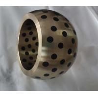 Quality Self Lubricating Bearing Brass Inlaid High Durability Used In Dry Friction for sale
