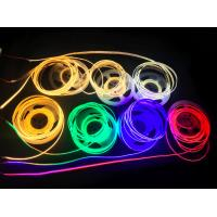 China 12 / 24Volt Led Strip Lights With New FOB COB LEDs Super Bendable 180° View Angle on sale