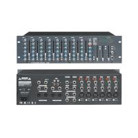 Buy 10 CH DJ Audio Mixer , 2 Aux mono sound dj mixer at wholesale prices