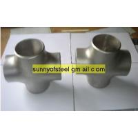 Quality ASTM A403 ASME SA-403 WP309S CROSS for sale