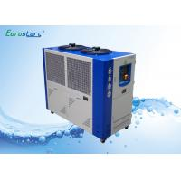 Quality Anti Static SCM Commercial Water Chiller Eurostars Microprocessor Controlled for sale