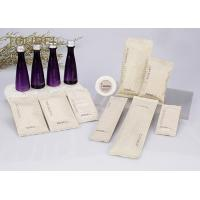 Quality New Style Guest Eco Friendly Hotel Bathroom AmenitiesShaving Kits Combs Soaps for sale