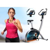 Quality Tablet-Controlled Smart Exercise Bike With 24 Exercise Modes for sale