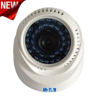 Quality 2.0MP 1080P lossless transmission day&night surveillance TVI dome camera with 3D noise red for sale