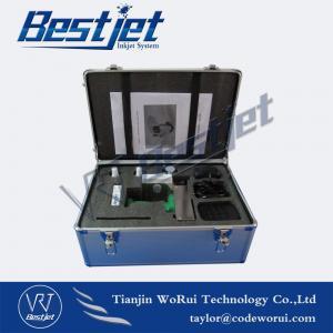 Buy BESTJET handheld portable inkjet printer/H190  touch screen portable expiry date inkjet printer at wholesale prices