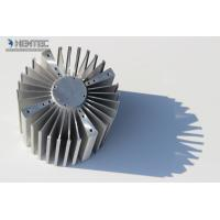 Quality 6060 6061 extruded aluminum heatsink for Led Light ROHS /  for sale
