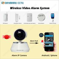 Quality Wireless Security Camera System 720P Free Iphone Android App for sale