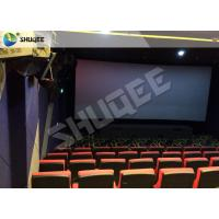 Buy Playground Indoor Movie Theater Sound Vibration 4D Cinema Equipment With 500 Films at wholesale prices