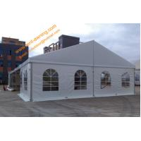Quality Custom Made Temporary Party Tent Different Sizes Aluminum Waterproof  Event Marquees for sale