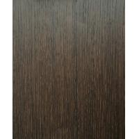 Quality Oak Design Wood Grain Finish Foil Paper 1270mm Fire Resistance 30 ~ 80gsm Custom for sale