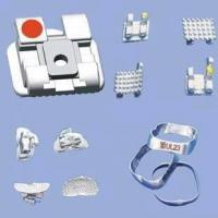 China Dental Orthodontic Brackets, Buccal Tubes, Bands on sale