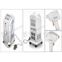 Quality 808nm Diode Laser Hair Removal Machine , Permanent Hair Removal Devices for sale
