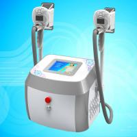 Quality RF Cavitation Cryolipolysis Slimming Machine With 10.4 Inch Touch Screen for sale