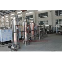 China Portable Mineral Water Purification Machine , Reverse Osmosis Treatment Machine for sale