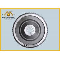 Quality 1123312580 ISUZU Flywheel For CXZ81K 10PD1 Round Shape Metal Material for sale