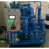 TY Turbine Oil Filtration Plant,PLC turbine oil purifier,Vacuum Lubricant Oil Regeneration Machine,Blue color for sale