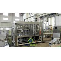 Quality High speed Hot Drink Filling Machine Automatic Water Filling Line for sale