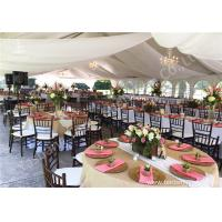 Quality Hot Dip Galvanized Steel 15x20M Party Event Tents For 250 People for sale