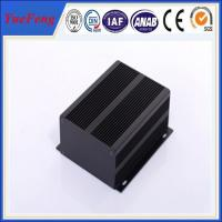 Quality CUSTOM BATTERY CASE ENCLOSURE 116*53*L (W*H*L) MM MOBILE POWER BOARD ALUMINUM SHELL for sale