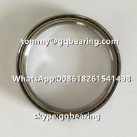 Quality CSEB025 Angular Contact Ball Bearing Stainless Steel Thin Section Bearing for sale