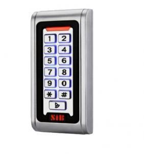 Quality Waterproof Mifare Card Metal Access Control Keypad (JS-S600MW) for sale