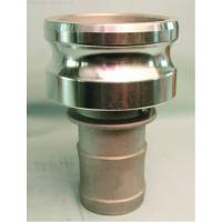 Quality Al reducing cam groove coupling for industry  Type ER MIL-A-A-59326 Gravity casting for sale