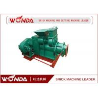 Quality JZ400 Semi Automatic Concrete Block Making Machine Energy Saving Non Vacuum for sale